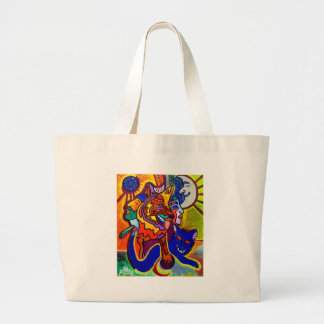 Nov.12-09 by Piliero Large Tote Bag