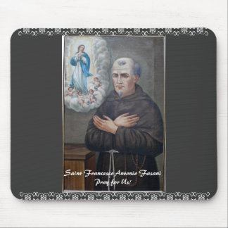 Nov 27 St. Francesco Antonio Fasani Mouse Pad