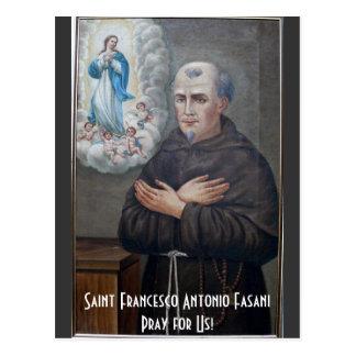 Nov 27 St. Francesco Antonio Fasani Postcard