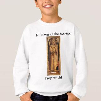 Nov 28 St. James of the Marche Sweatshirt