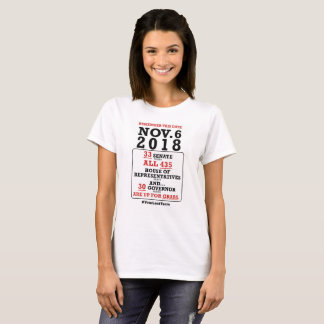 Nov.6,2018 - Vote Them Out T-Shirt