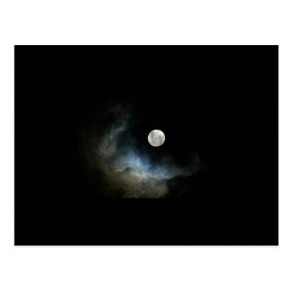 nov full moon postcard