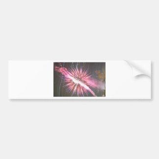 Nova Blast Bumper Sticker