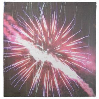 Nova Blast Cloth Napkin