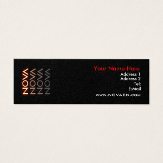 NOVA Contact Cards