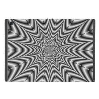 Nova estupendo en blanco y negro iPad mini cobertura