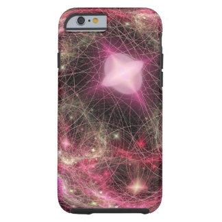 Nova estupendo rosado funda resistente iPhone 6