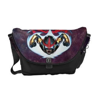 Nova Flying At Top Speed Courier Bag