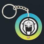 "Nova Icon Keychain<br><div class=""desc"">Check out this classic helmet icon for the Marvel super hero Nova.</div>"