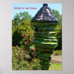 """NOVA is my home"" Print"