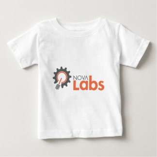 Nova Labs Logo (without Tagline) Baby T-Shirt