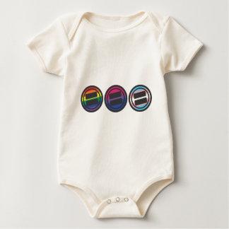 NOVA Pride Apparel Baby Bodysuit
