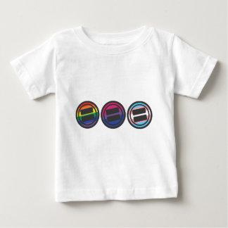 NOVA Pride Apparel Baby T-Shirt