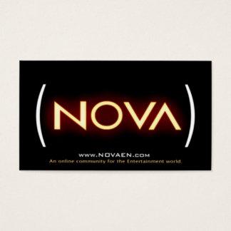 NOVA Promo Cards