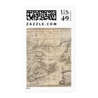 Nova Scotia 2 Postage Stamps