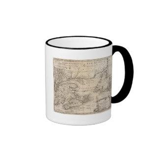 Nova Scotia 2 Ringer Coffee Mug