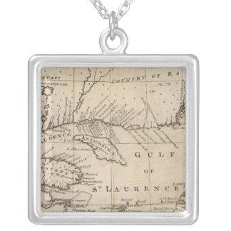 Nova Scotia 2 Square Pendant Necklace