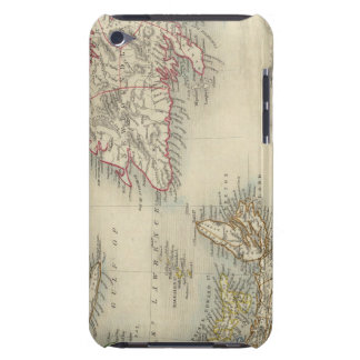 Nova Scotia And Newfoundland Case-Mate iPod Touch Case