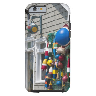 Nova Scotia, Canada. Buoy shop in  Blue Rocks in Tough iPhone 6 Case