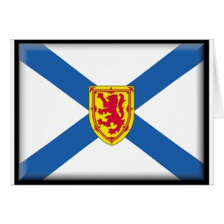 Nova Scotia (Canada) Flag Cards