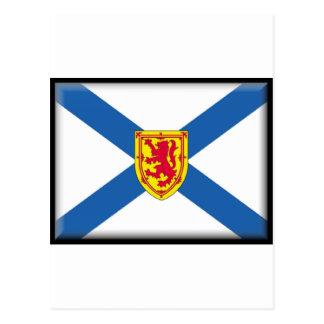 Nova Scotia (Canada) Flag Post Card