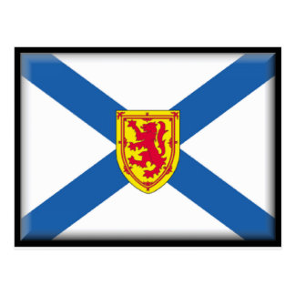 Nova Scotia (Canada) Flag Post Cards