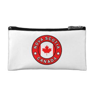 Nova Scotia Canada Makeup Bag