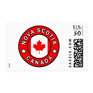 Nova Scotia Canada Postage