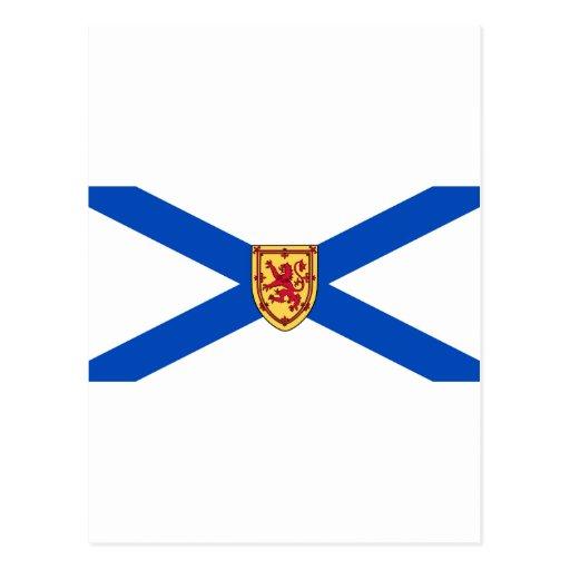Nova Scotia, Canada Postcard