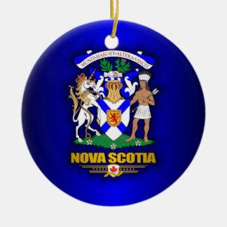 Nova Scotia COA Christmas Tree Ornaments