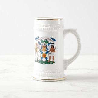 Nova Scotia Coat of Arms Mug