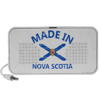 Nova scotia Coat of arms Mp3 Speakers