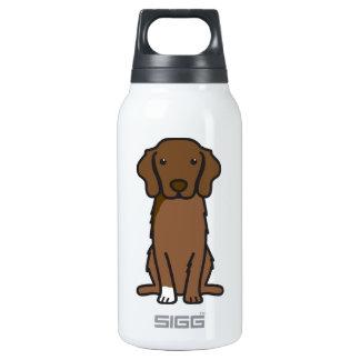 Nova Scotia Duck Tolling Retriever Dog Cartoon SIGG Thermo 0.3L Insulated Bottle