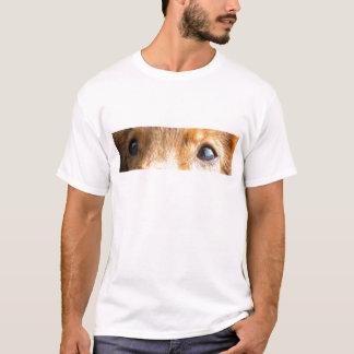 nova scotia duck tolling retriever eyes T-Shirt