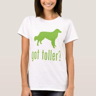Nova Scotia Duck Tolling Retriever T-Shirt