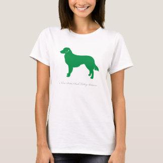 Nova Scotia Duck Tolling Retriever T-shirt (green)