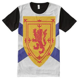 NOVA SCOTIA Flag All-Over-Print Shirt