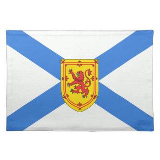 Nova Scotia Flag Cloth Placemat