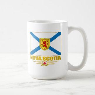 Nova Scotia Flag Coffee Mug