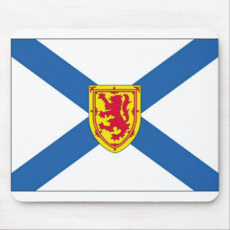 Nova Scotia Flag Mouse Pad
