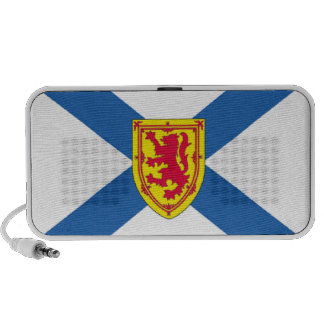 Nova Scotia Flag Speakers