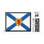 Nova Scotia Flag Stamp