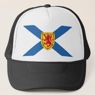 Nova Scotia Flag Trucker Hat