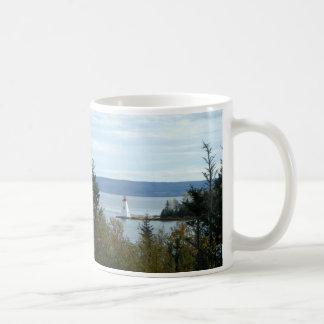 Nova Scotia Lighthouse Coffee Mug
