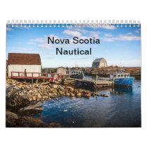 Nova Scotia Nautical Calendar
