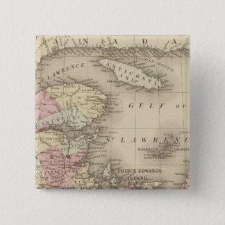 Nova Scotia, New Brunswick, Pr Edward's Id Button