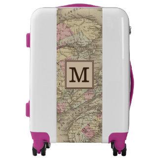 Nova Scotia, New Brunswick, Pr Edward's| Monogram Luggage