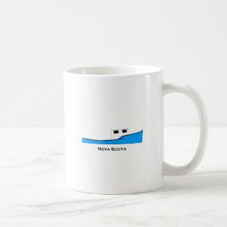 Nova Scotia Novi Commercial Fishing Boat Coffee Mug