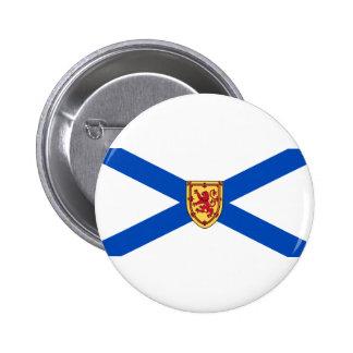 nova scotia pinback button