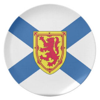 Nova Scotia Dinner Plates